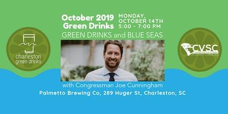 CVSC: Green Drinks and Blue Seas tickets