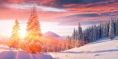 Winter Solstice Half Day Retreat: Gong Bath & Restorative Yoga, Nidra & Tea