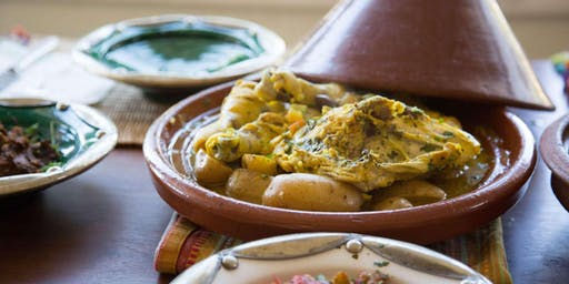 Moroccan Chicken Tagine and More! - Cooking Class by Cozymeal™