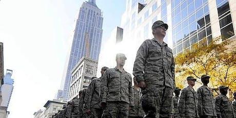 2019 NYC Veterans Day Parade tickets