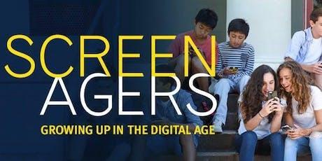 Screenagers - Free Public Screening tickets