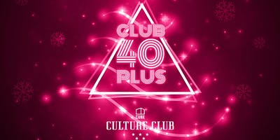Club40Plus Event am 23.12.2019 | Culture Club Hanau | Generation Disco, so geht Party!