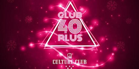 Club40Plus Event am 23.12.2019 | Culture Club Hanau | Generation Disco, so geht Party!  Tickets
