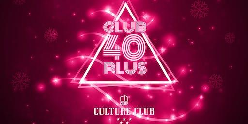Club40Plus Event am 23.12.2019 | Culture Club Hanau | Generation Disco, so geht Party!