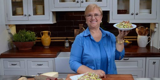 Lidia Bastianich Live with You Oughta Know