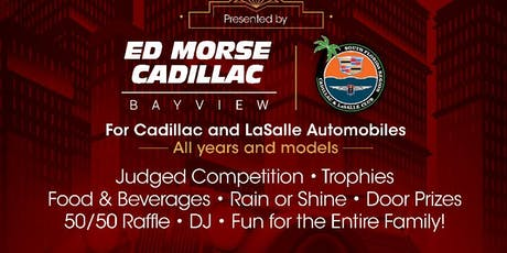 Cadillac LaSalle Club First Annual Fort Lauderdale Car Show tickets