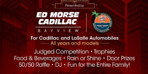 Cadillac LaSalle Club First Annual Fort Lauderdale Car Show