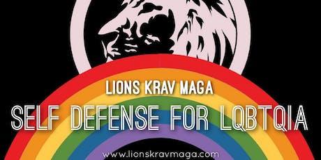 Self-Defense for the LGBTQIA Commmunity tickets
