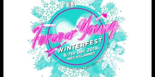 Forever Young Festival WinterFest 2019  - Campervan/Caravan Pass