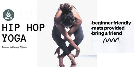 Hip Hop Yoga DC tickets