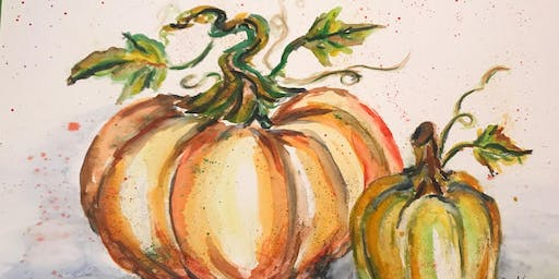 Pumpkin Patch Paint Party in Yakima