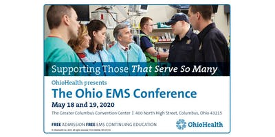 OhioHealth presents The Ohio EMS Conference May 18 & 19, 2020
