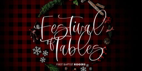 Festival of Tables 2019 tickets