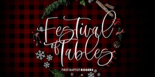 Festival of Tables 2019