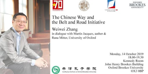 The Chinese Way and the Belt and Road Initiative