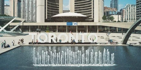 Toronto Walking Tour - Downtown City Centre tickets