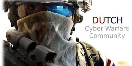 Dutch Cyber Warfare Community (DCWC) XXI - A Night at the Military tickets