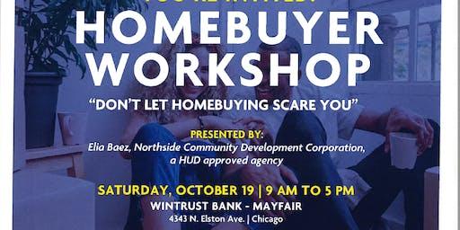 Wintrust Bank Homebuyer Education Workshop