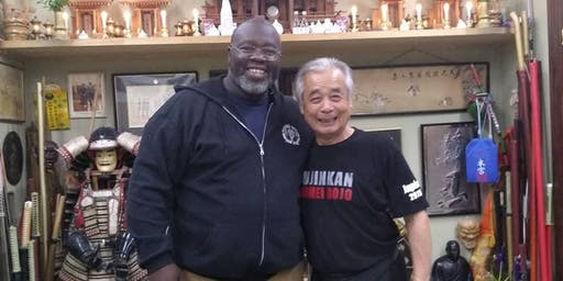 Martial Arts Seminar to Support Shareff Dickens
