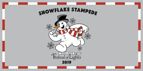 Snowflake Stampede 2019 - Sunday tickets