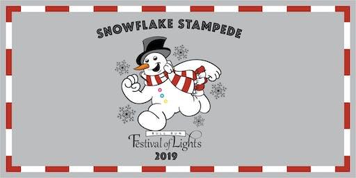 Snowflake Stampede 2019 - Sunday