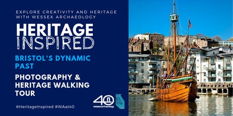 Heritage Inspired Photography Walk: Bristol tickets