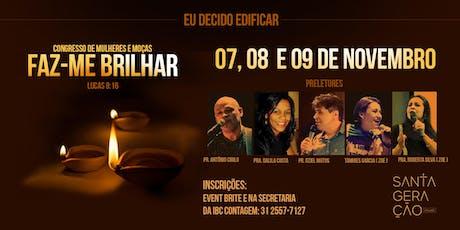 CONGRESSO EU DECIDO EDIFICAR - CONTAGEM - 2.019 ingressos