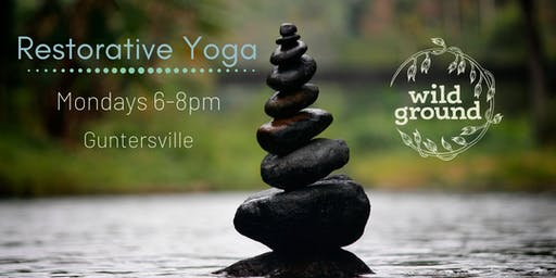Restorative Yoga in Guntersville