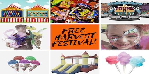 Massive FREE Harvest Festival
