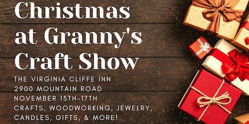 Christmas At Granny's  Saturday 11-16-19