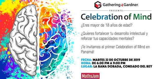 Primer Celebration of Mind en Panamá