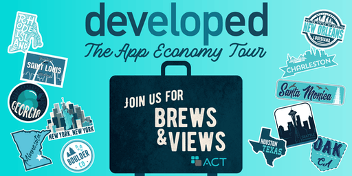 Developed | The App Economy Tour: Charleston, SC