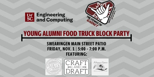 CEC Young Alumni Food Truck Block Party