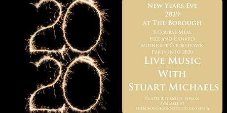 New Years Eve - 2019 tickets