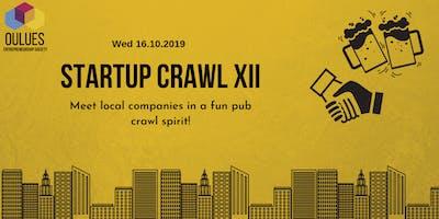 Startup Crawl XII