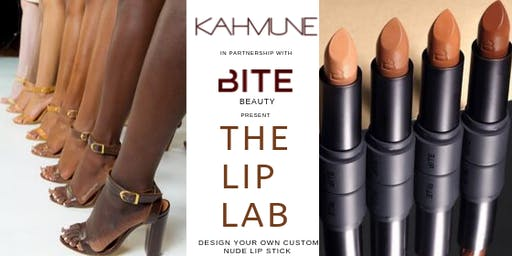 The Nude Lip Lab Presented by Kahmune