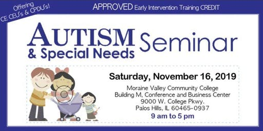 2019 Autism & Special Needs Seminar