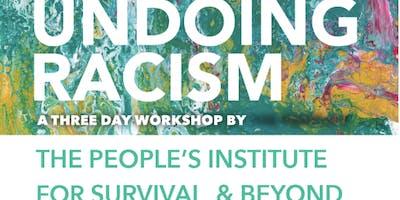 Undoing Racism LA - November 2019