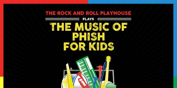 The Music of Phish for Kids Halloween Spooktacular