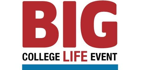 The Big College Life Event, Powered by Explore St. Louis tickets
