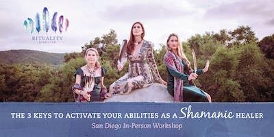 The 3 Keys to Activate Your Abilities as a Shamanic Healer