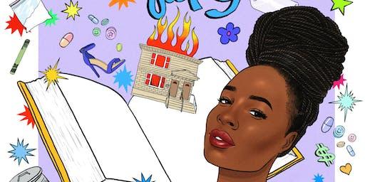 Sydnee Washington: My Favorite Open Book Of Beautiful Garbage