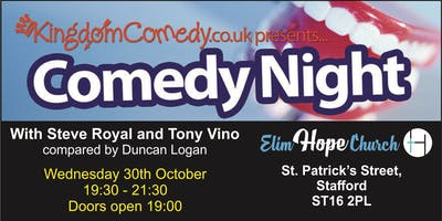 Comedy Evening