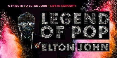 LEGEND OF POP - A TRIBUTE TO ELTON JOHN | Wörth a