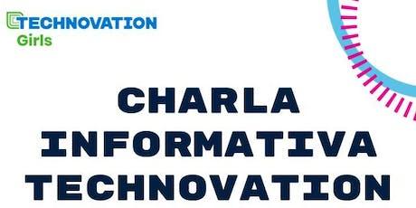 Sesión Informativa Technovation Girls 2020 @ Oracle boletos