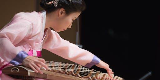 HYUNCHAE KIM KAYAGEUM (KOREAN ZITHER) RECITAL