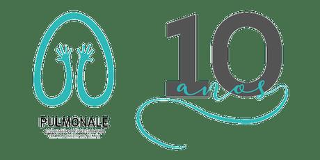 PULMONALE: 10 Anos de Esperança bilhetes