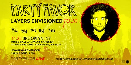 Party Favor tickets