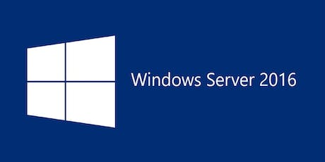 MCSA Windows Server 2016 Boot Camp tickets