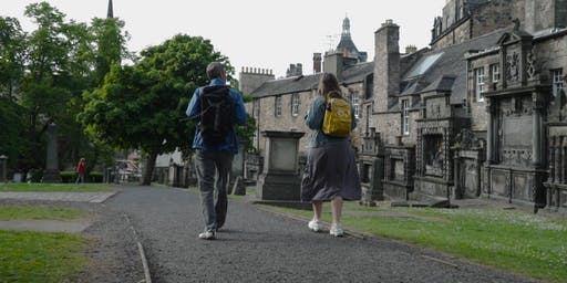 Invisible (Edinburgh) Walking Tour - PB Delegates 2019 only